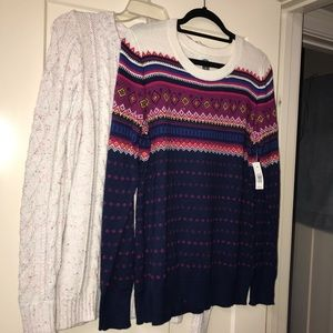 Bundle of 2 ON Sweaters